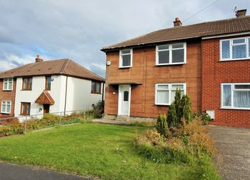 Thumbnail 3 bed semi-detached house for sale in Heathcote Drive, Chesterfield