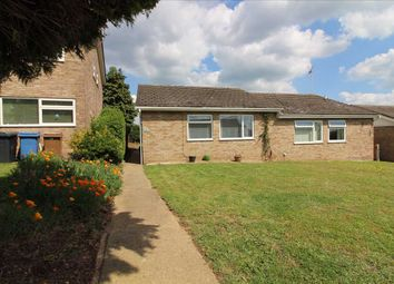 Thumbnail 2 bed semi-detached bungalow for sale in Welhams Way, Brantham, Manningtree