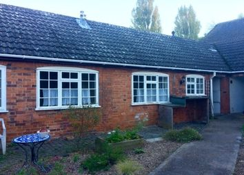 Thumbnail 2 bed flat to rent in Uplands Place, Long Whatton, Leics