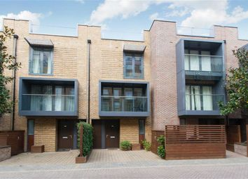 Thumbnail 4 bed terraced house for sale in Bromyard Avenue, London