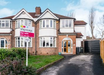 Thumbnail 4 bedroom semi-detached house for sale in Northolt Grove, Great Barr, Birmingham