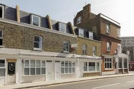 Thumbnail 3 bed terraced house to rent in Weymouth Terrace, London