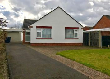 Thumbnail 2 bed bungalow to rent in Field Close, Westbury