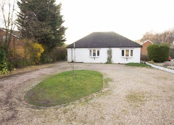 Thumbnail 4 bed bungalow for sale in Caistor Road, Market Rasen