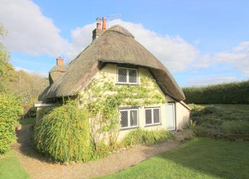 Thumbnail 4 bed cottage for sale in Hill House Lane, Cheriton, Alresford