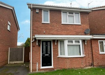 3 bed detached house to rent in Finney Well Close, Bilston WV14
