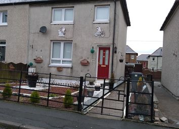 Thumbnail 2 bedroom semi-detached house to rent in Anderson Street (No 34), Kelloholm