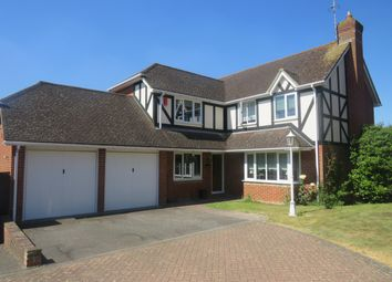 Thumbnail 5 bed property to rent in Yeoman Park, Bearsted, Maidstone