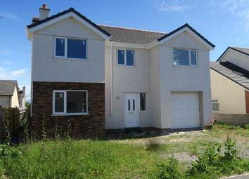 Thumbnail 4 bedroom detached house for sale in Off Nant Y Pandy, New Build, Llangefni