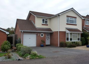 Thumbnail 4 bed detached house to rent in Regent Drive, Littledown, Bournemouth