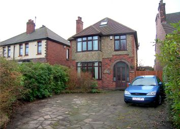 Thumbnail 3 bed detached house for sale in Mansfield Road, South Normanton, Alfreton