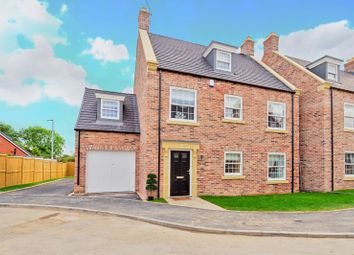 Turnberry Drive, Trentham, Stoke-On-Trent ST4. 5 bed detached house for sale