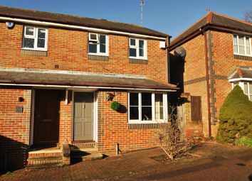 Thumbnail 2 bed end terrace house for sale in De Tany Court, St.Albans