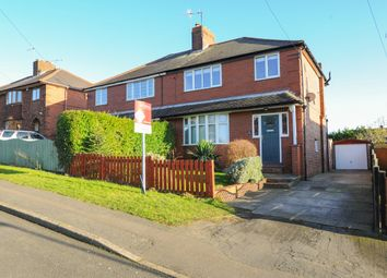 Thumbnail 3 bed semi-detached house for sale in Malvern Road, Chesterfield