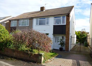 Thumbnail 4 bed semi-detached house for sale in Huckford Road, Winterbourne, Bristol