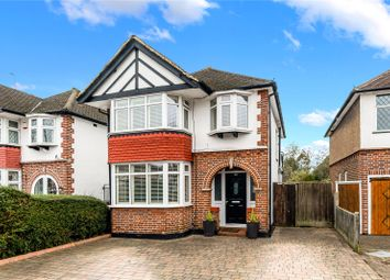 3 bed detached house for sale in Manor Drive North, New Malden KT3