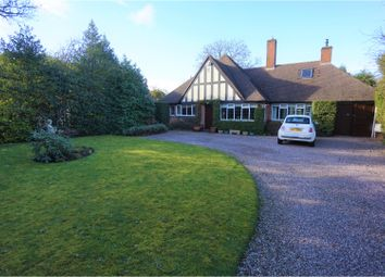 Thumbnail 4 bed detached bungalow for sale in Foley Rd East, Streetly, Sutton Coldfield