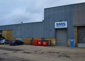 Thumbnail Warehouse for sale in East Road, Harlow, Essex