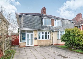 Thumbnail 3 bed semi-detached house for sale in Hazel Road, Bradmore, Wolverhampton