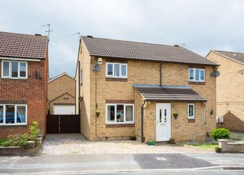 Thumbnail 2 bed semi-detached house for sale in Ilton Garth, Clifton Moor, York