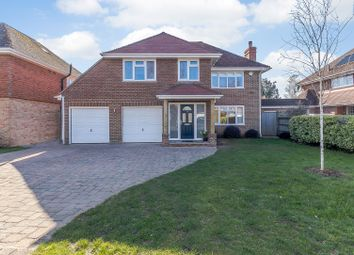 Thumbnail 4 bed detached house for sale in Ferndown Gardens, Cobham