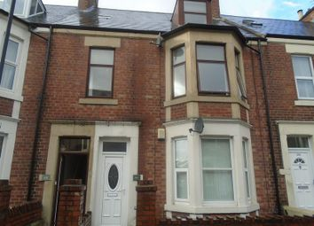 Thumbnail 4 bed maisonette to rent in Woodbine Avenue, Wallsend