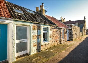 Thumbnail 1 bed terraced house for sale in The Vennel, Elie, Leven, Fife