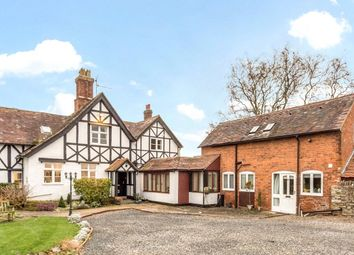 Thumbnail 5 bed detached house for sale in Pershore Road, Earls Croome, Worcester