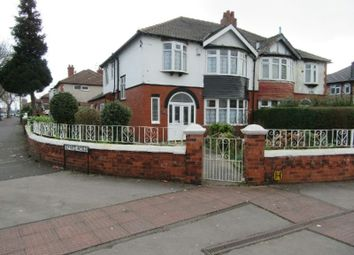 Thumbnail 5 bedroom semi-detached house for sale in Seymour Grove, Old Trafford, Manchester