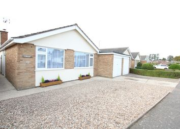 Thumbnail 2 bed detached bungalow for sale in Bacon Road, Claydon, Ipswich, Suffolk