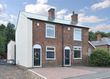 Thumbnail 2 bed semi-detached house to rent in Gladstone Road, Wollaston, Stourbridge