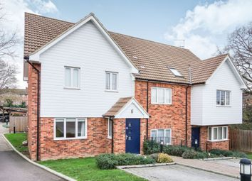 Thumbnail 1 bed flat for sale in Linford End, Harlow
