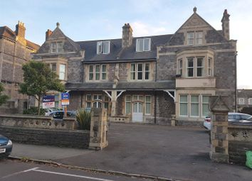 Thumbnail 3 bedroom flat for sale in Ellenborough Park South, Weston-Super-Mare