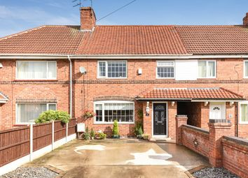 Thumbnail 3 bed terraced house for sale in Norfolk Road, Doncaster