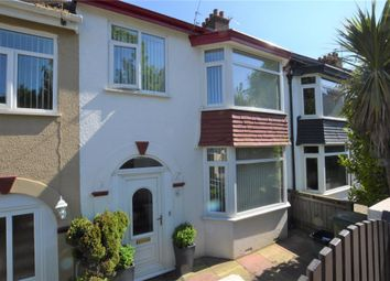 Thumbnail 3 bed terraced house for sale in Homestead Terrace, Main Avenue, Torquay, Devon