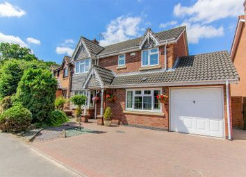 Thumbnail 5 bed detached house for sale in The Sycamores, Bedworth