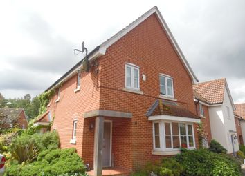 Thumbnail 4 bed detached house to rent in Walton Way, Brandon, Suffolk