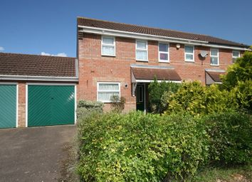 Thumbnail 2 bed end terrace house for sale in Campion Way, Attleborough