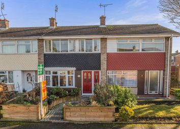 Thumbnail 3 bed terraced house for sale in Winchester Drive, Burton-On-Trent