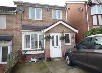 Thumbnail 2 bedroom semi-detached house to rent in Melyn Y Gors, Barry, Vale Of Glamorgan