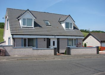 Thumbnail 3 bed detached house for sale in Leafield, Stranraer