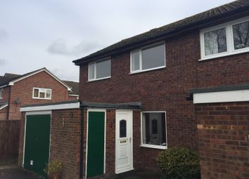 Thumbnail 3 bed semi-detached house to rent in Common View, Main Street, Grove, Wantage