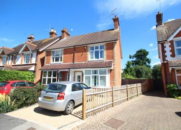 Thumbnail 2 bed semi-detached house for sale in Mead Road, Cranleigh