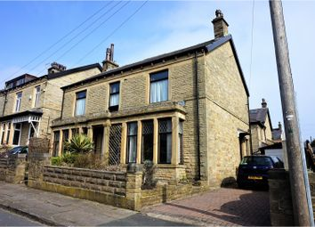 Thumbnail 4 bed detached house for sale in Haslingden Drive, Bradford