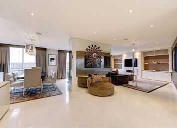 Thumbnail 3 bed flat to rent in Parkside, Knightsbridge