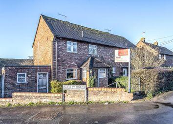 Thumbnail 2 bed semi-detached house to rent in Ridgeway Road, Chesham