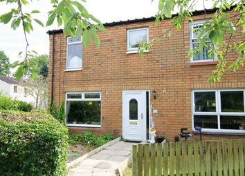 Thumbnail 3 bed end terrace house for sale in Heather Close, Birchwood, Cheshire
