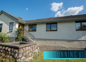 Thumbnail 6 bed bungalow for sale in 4 Hillside Estate, Fort William, Highland