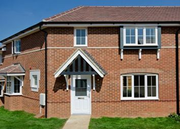 "Thumbnail 3 bed semi-detached house for sale in ""Faringdon"" at Michaels Drive, Corby"
