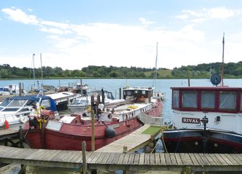 Thumbnail 2 bedroom houseboat for sale in New Quay Lane, Woodbridge